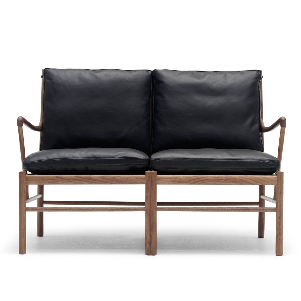 Ow149-2 Colonial Sofa | Ole Wanscher | Carl Hansen | Suite N inside Colonial Sofas (Image 11 of 15)