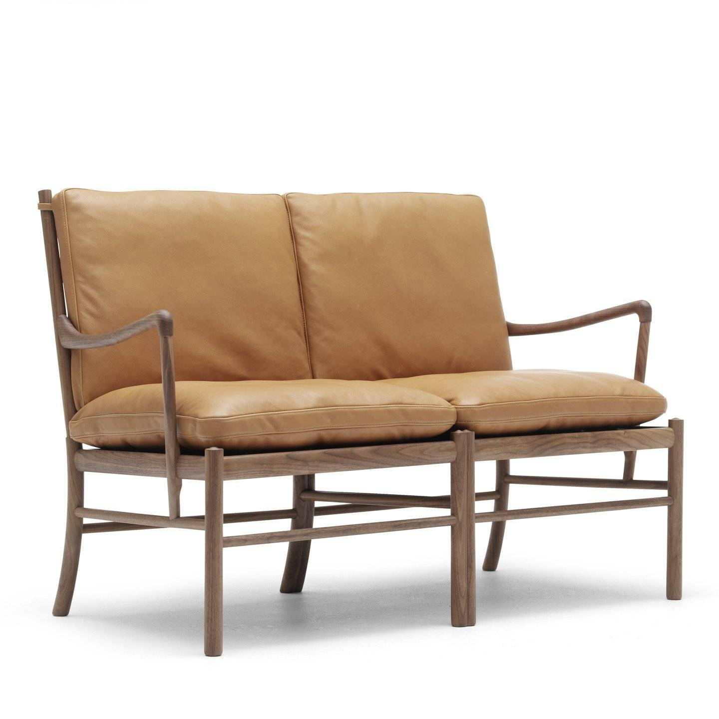 Ow149-2 Colonial Sofaole Wanscher — Haus® in Colonial Sofas (Image 13 of 15)