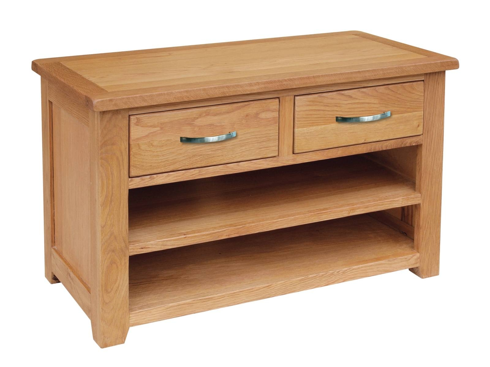 Oxford Small Tv Unit | All Ranges | Cousins Furniture Intended For Small Oak Tv Cabinets (View 11 of 15)