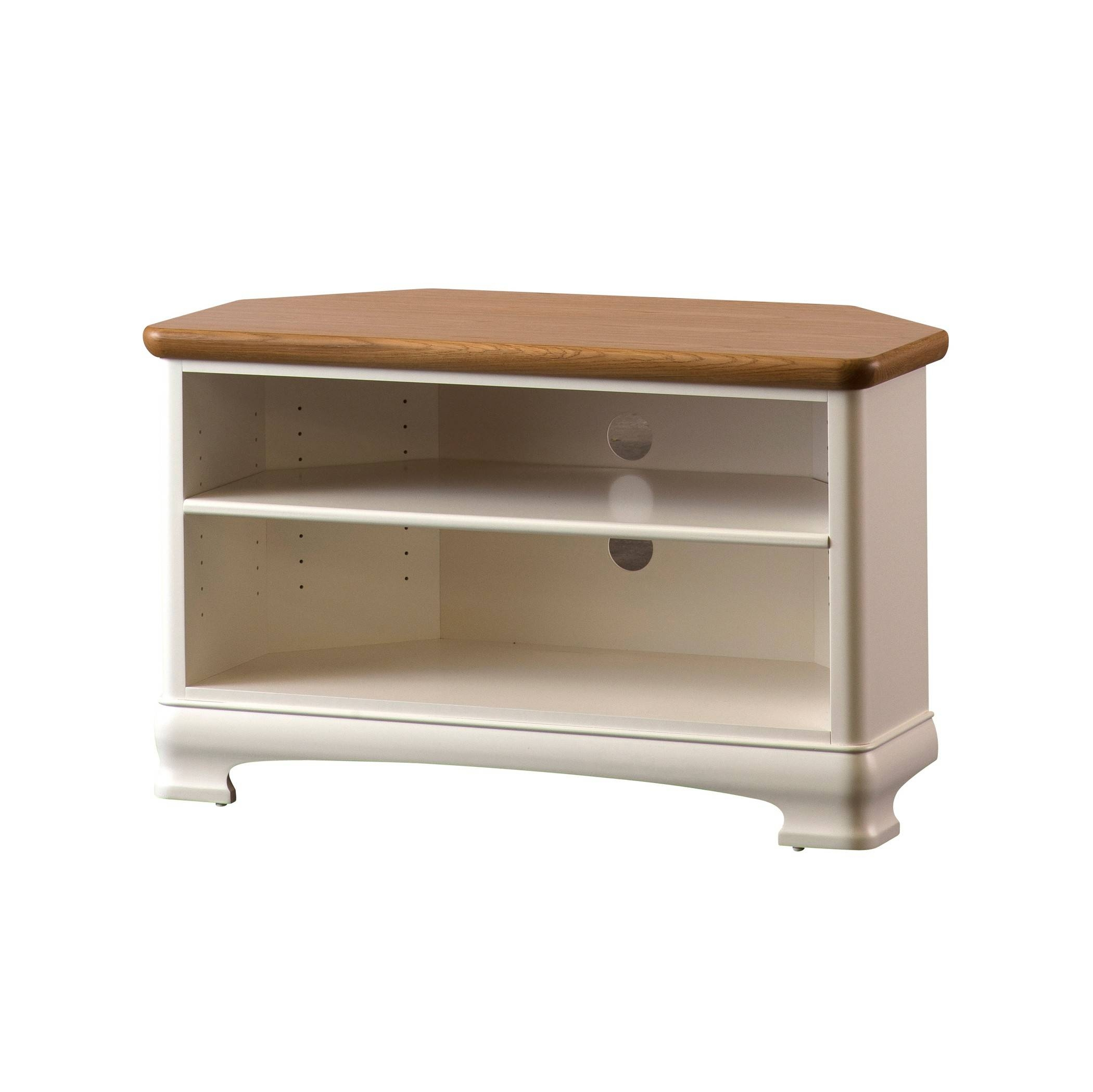 Painted Corner Tv Stand | Gola Furniture Uk Inside Tv Stands For Corner (View 15 of 15)