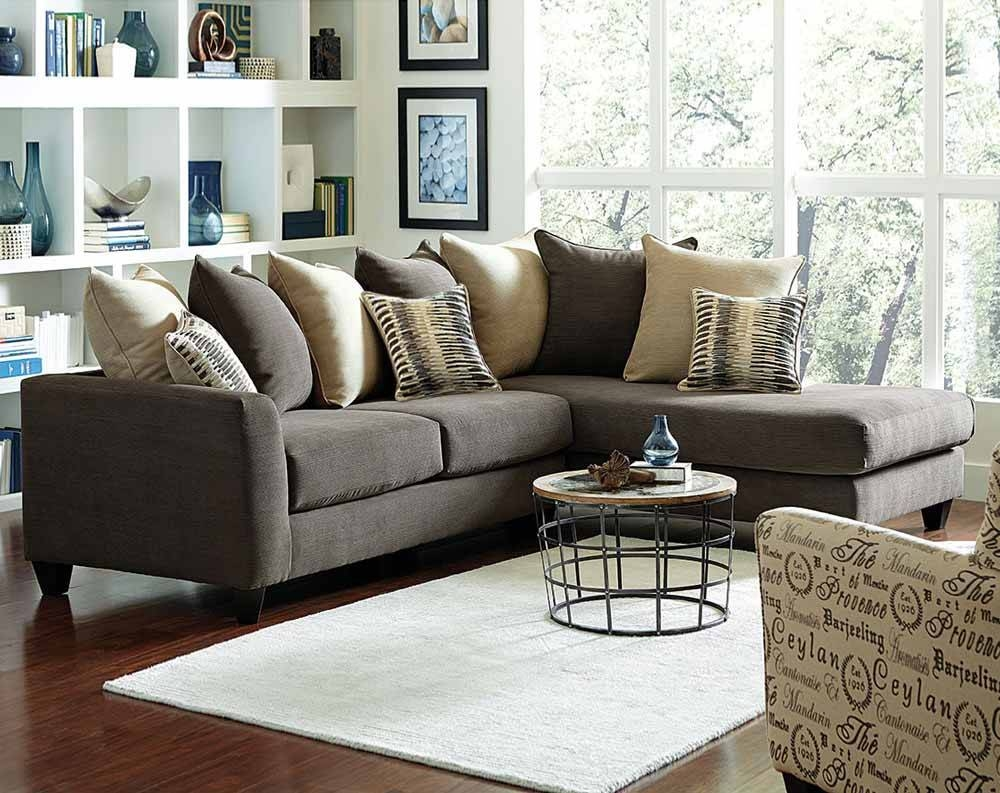 Perfect Charcoal Gray Sectional Sofa 60 For Sofa Room Ideas With with Charcoal Gray Sectional Sofas (Image 12 of 15)