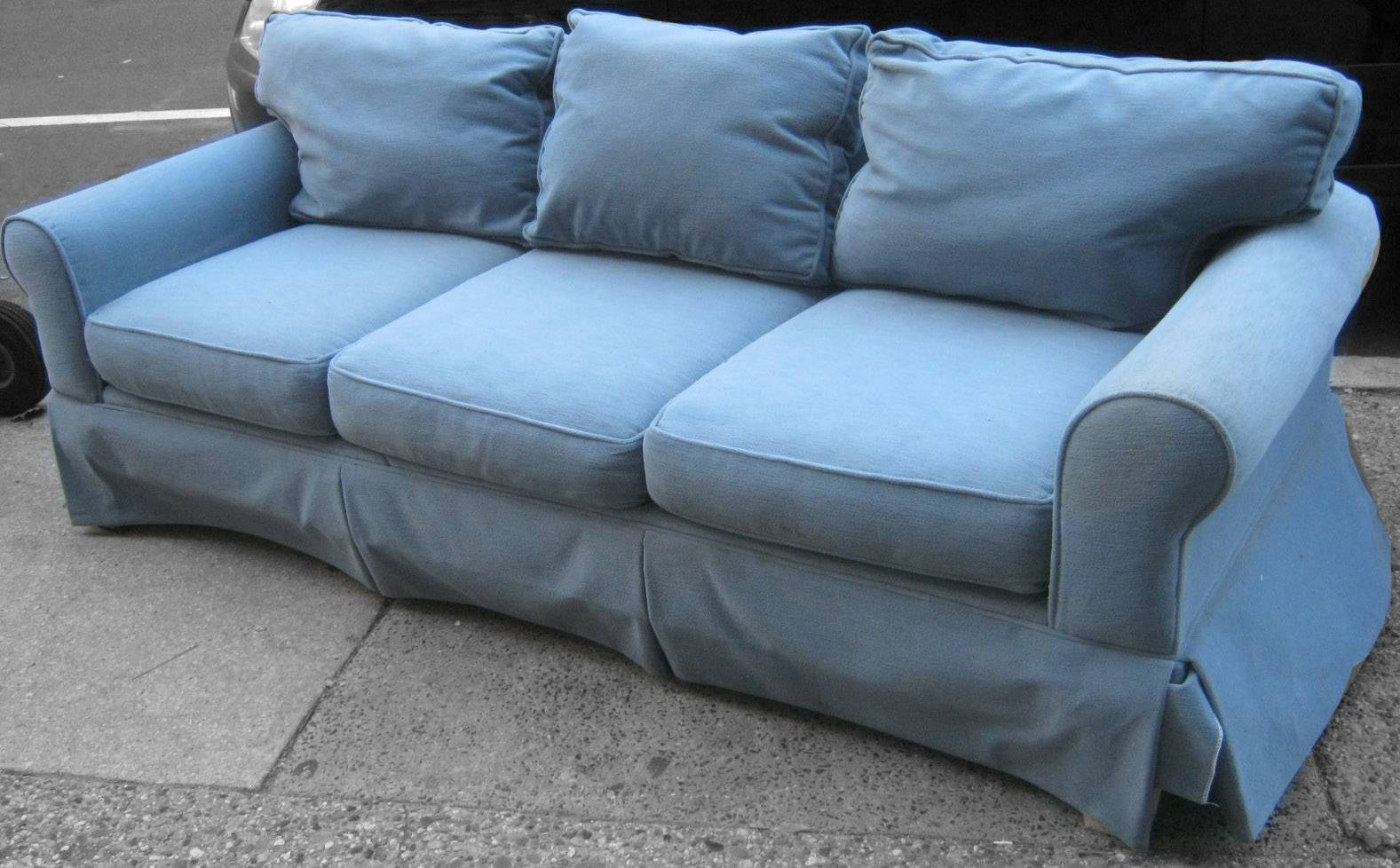 Perfect Light Blue Sofa 40 For Your Sofas And Couches Ideas With within Sky Blue Sofas (Image 10 of 15)