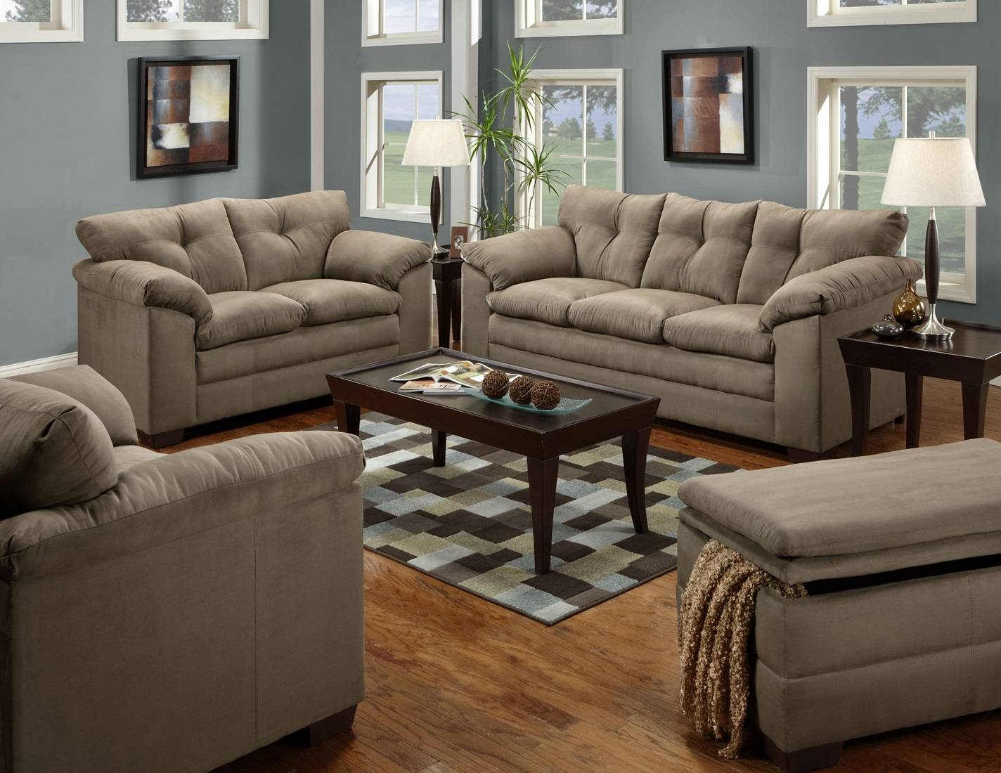 Perfect Simmons Sofa And Loveseat 44 With Additional Sofas And throughout Simmons Sofas and Loveseats (Image 12 of 15)