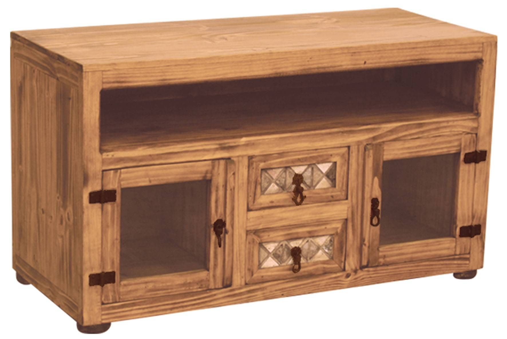 Pine Tv Stand Plans Food Storage Can Rotation Shelf Plans | Garden With Regard To Rustic Pine Tv Cabinets (View 9 of 15)