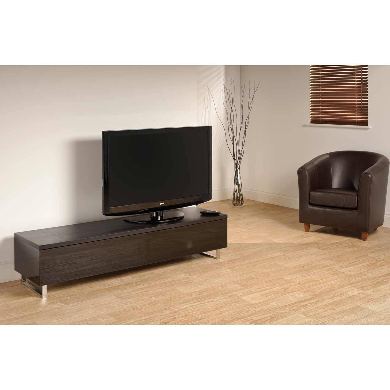 Pm160B | Techlink Tv Stand | For Tvs Up To 80"