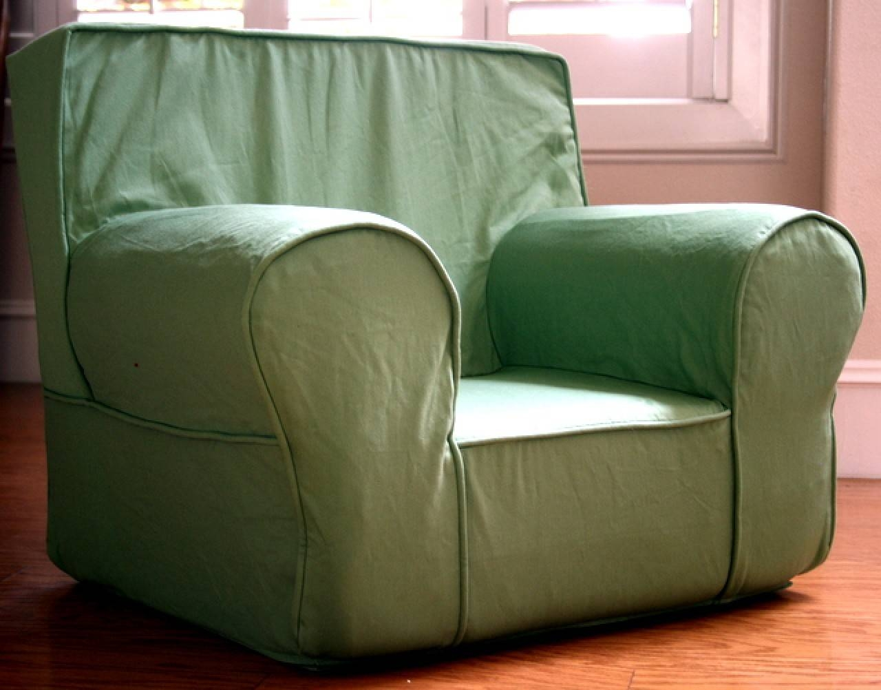 Pottery Barn For Half The Price - Refunk My Junk in Pottery Barn Chair Slipcovers (Image 12 of 15)