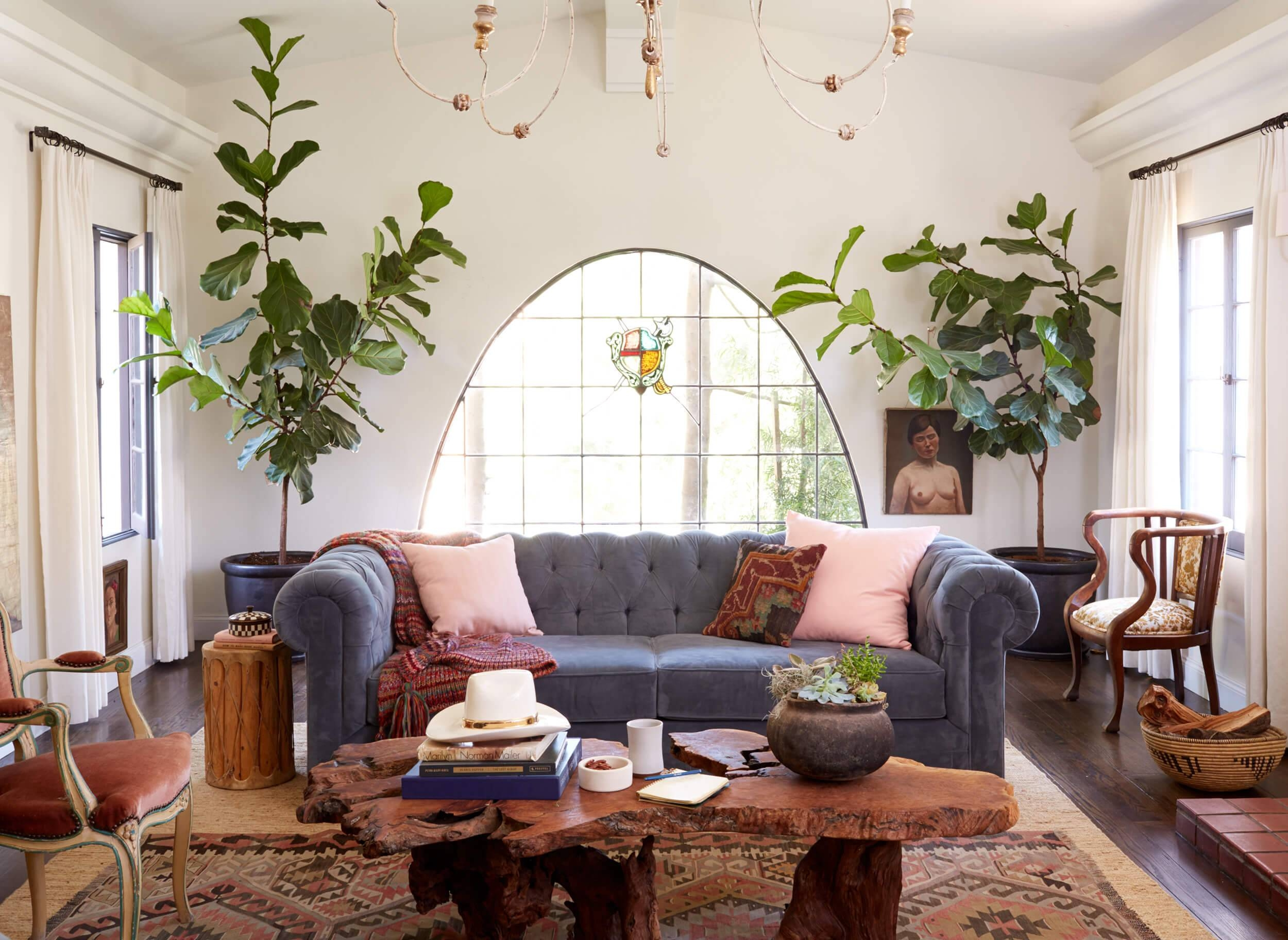 Power Couples: Sofas And Coffee Tables - Emily Henderson for Emily Sofas (Image 12 of 15)