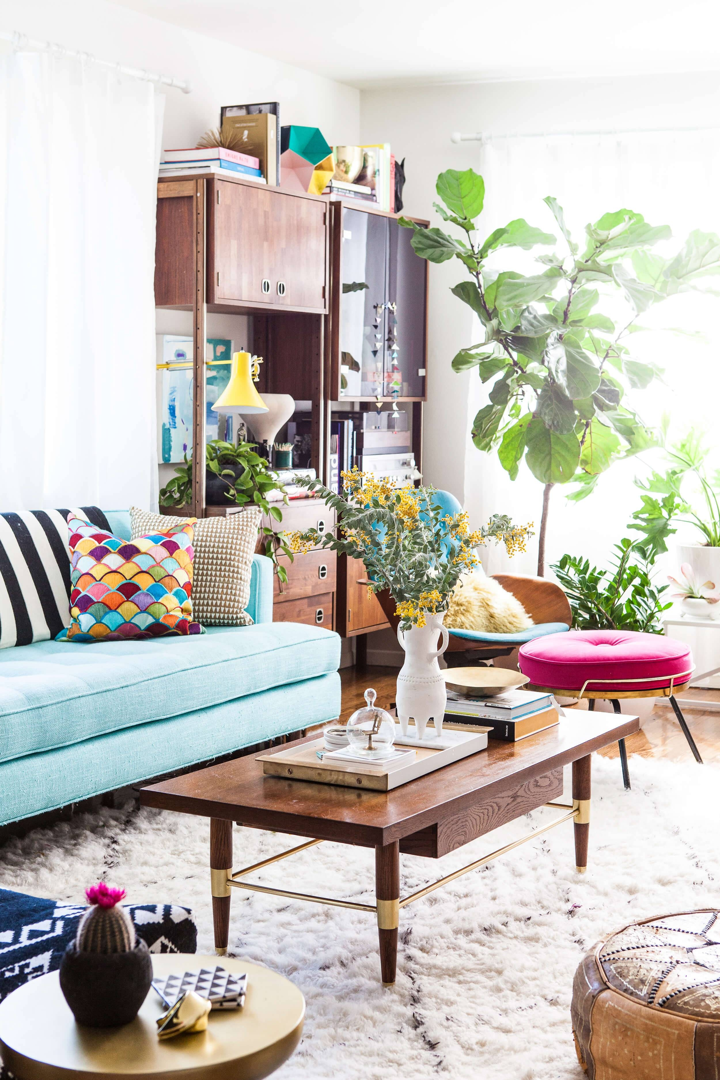 Power Couples: Sofas And Coffee Tables - Emily Henderson with Emily Sofas (Image 14 of 15)