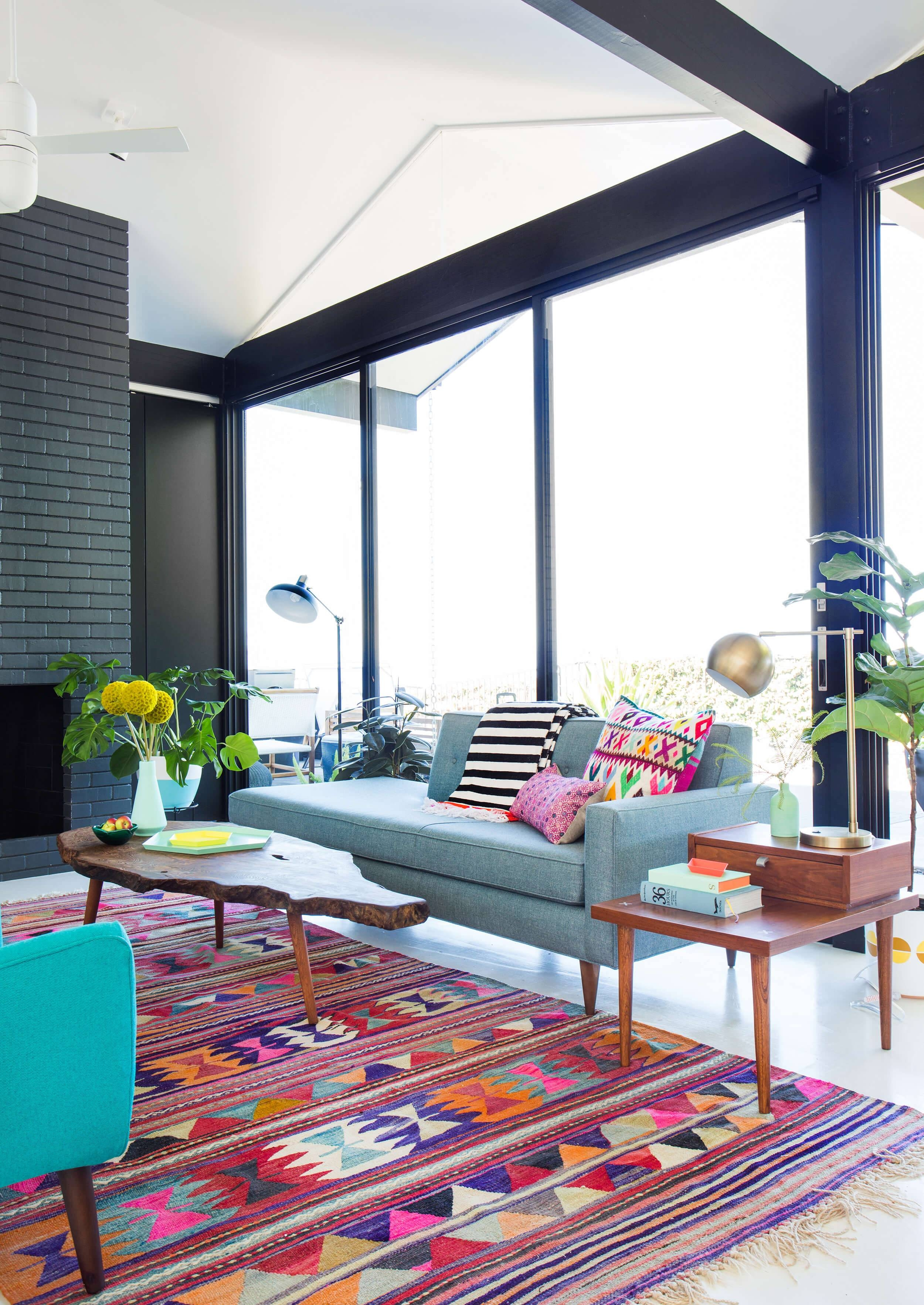 Power Couples: Sofas And Coffee Tables - Emily Henderson with Emily Sofas (Image 13 of 15)