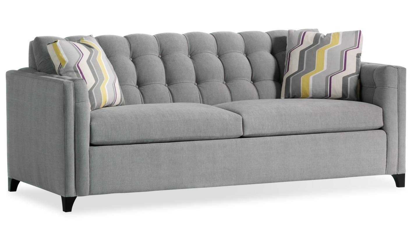 Presence Small Gray Sofa Tags : Sofa Colors Tufted Sleeper Sofa with Ava Tufted Sleeper Sofas (Image 12 of 15)