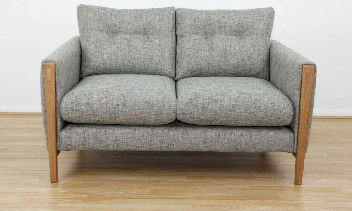Pretty Design Of Small Sofa Furniture. Home Furniture. Kopyok pertaining to Small Grey Sofas (Image 8 of 15)