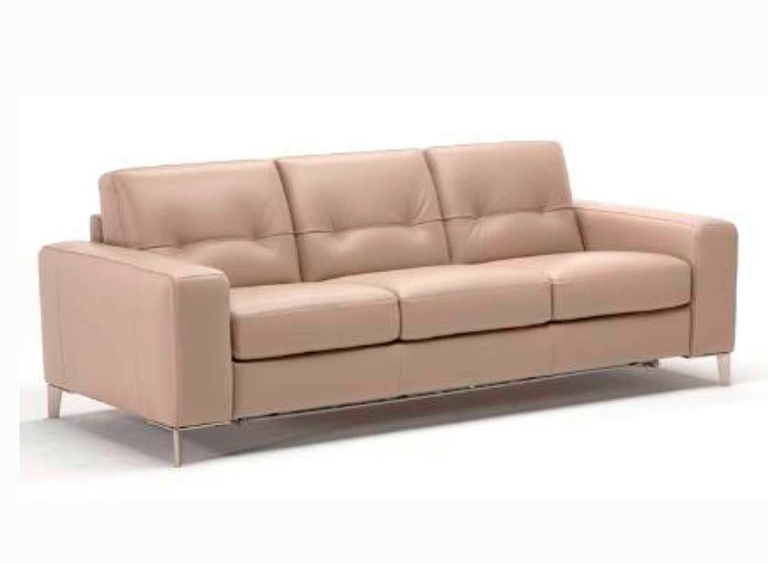 Queen Sleeper Sofanatuzzi B883 | Natuzzi Sofabeds regarding Natuzzi Sleeper Sofas (Image 12 of 15)