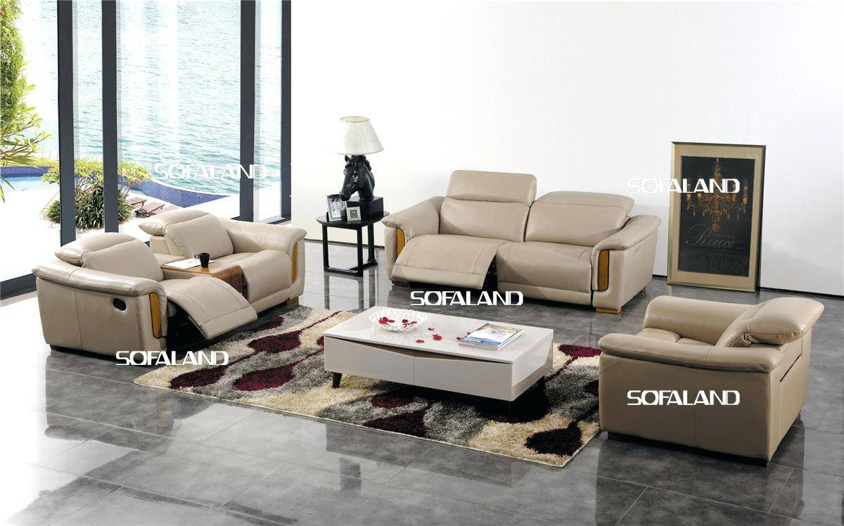 Recliners: Splendid Italian Leather Recliner Images. Barrington in Italian Recliner Sofas (Image 13 of 15)