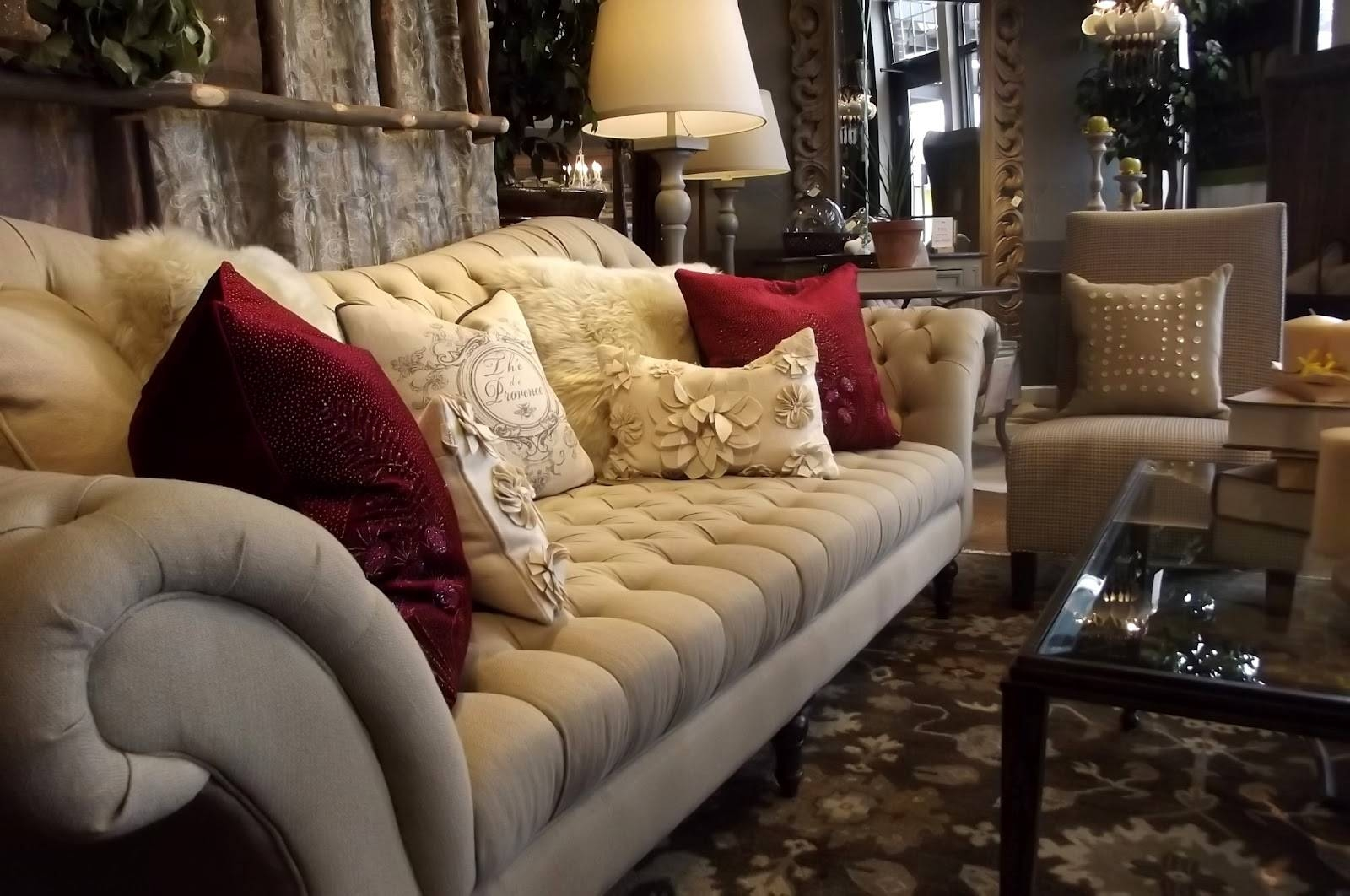 Red River Interiors: What's Inspiring Me with Arhaus Club Sofas (Image 14 of 15)