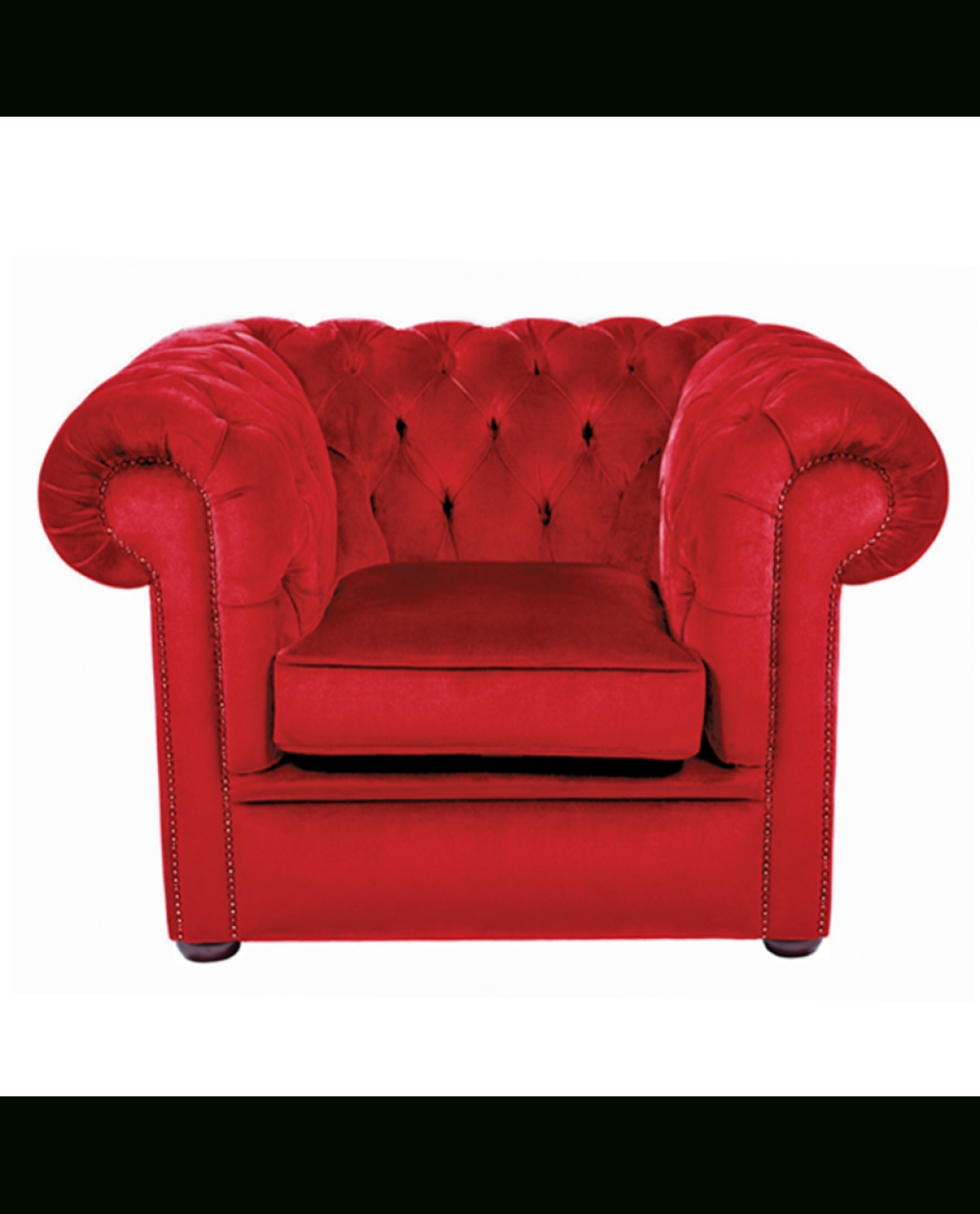 Featured Photo of Red Chesterfield Chairs