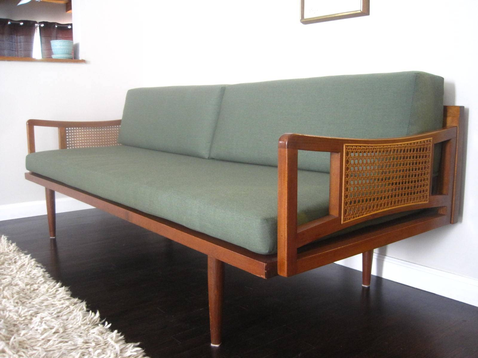 Rhan Vintage. Mid Century Modern Blog.: Mid Century Modern Sofa. throughout Danish Modern Sofas (Image 12 of 15)