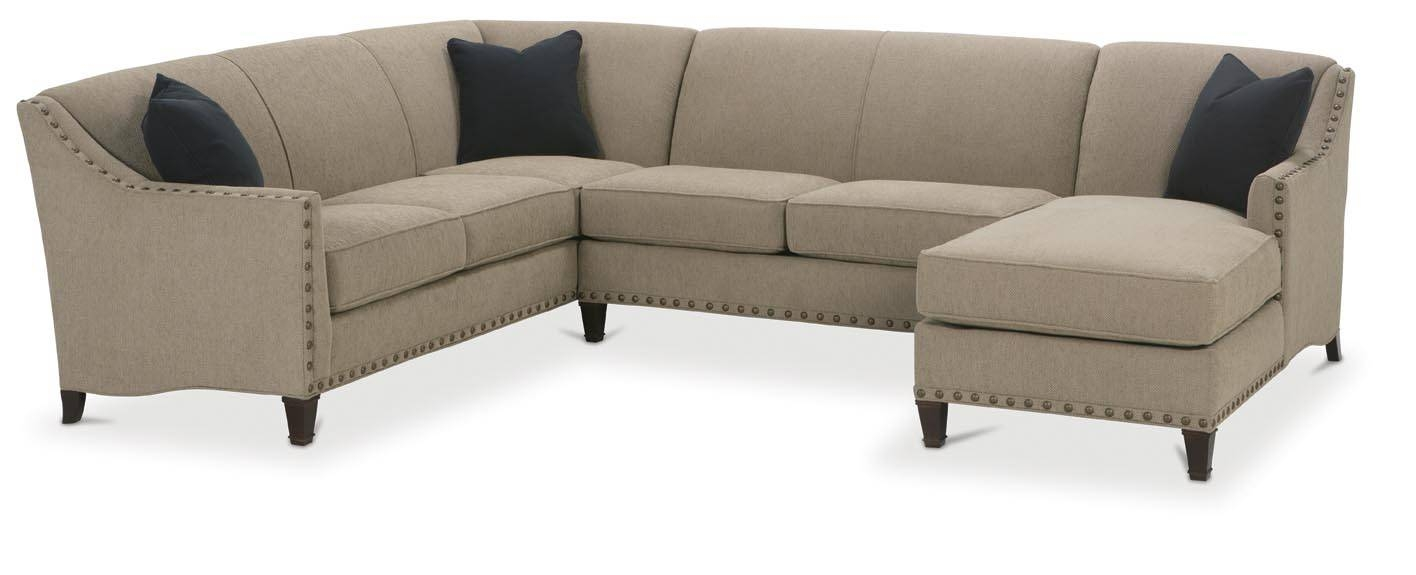 Rockford Sectionalrowe Furniture regarding Rowe Sectional Sofas (Image 9 of 15)