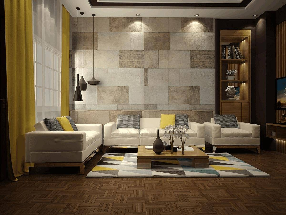 Rustic Farmhouse Decor Wood Floor Modern Sofas Contemporary Sofas intended for Slipper Sofas (Image 3 of 15)
