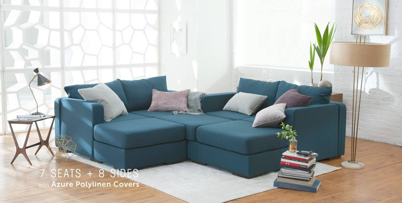 Sactionals | Love In Furniture Form within Lovesac Sofas (Image 14 of 15)