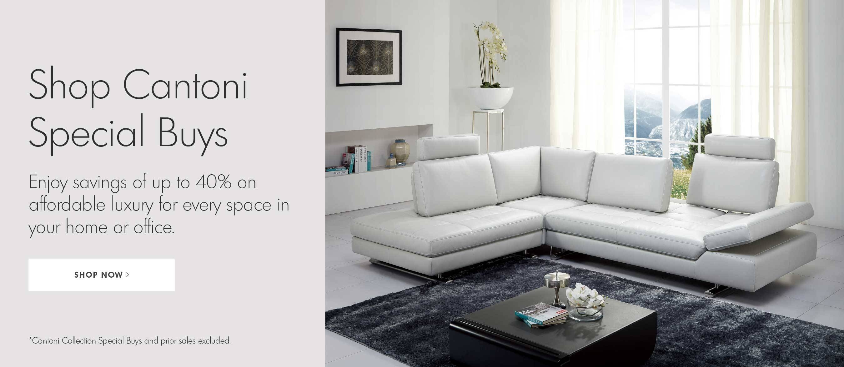 Sale within Cantoni Sofas (Image 12 of 15)