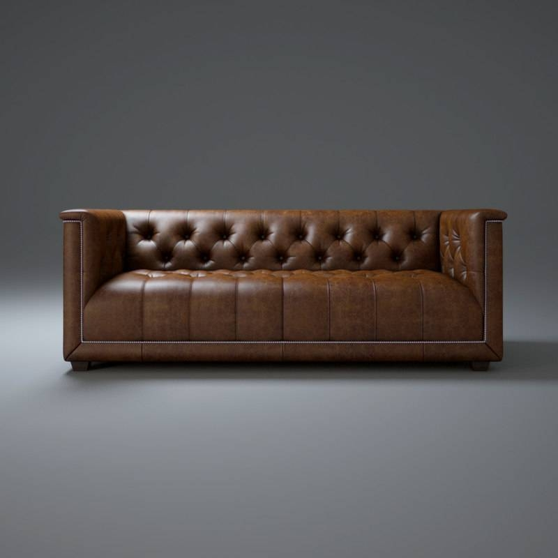 Savoy Sofa 3D Models And Textures | Turbosquid Throughout Savoy Sofas (View 10 of 15)