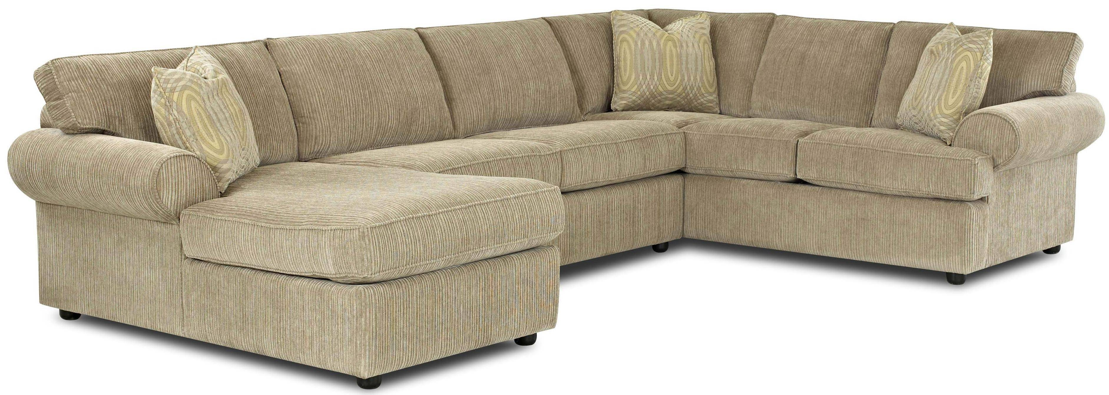 Sectional Sleeper Sofas On Sale - Tourdecarroll with regard to Broyhill Sectional Sleeper Sofas (Image 14 of 15)