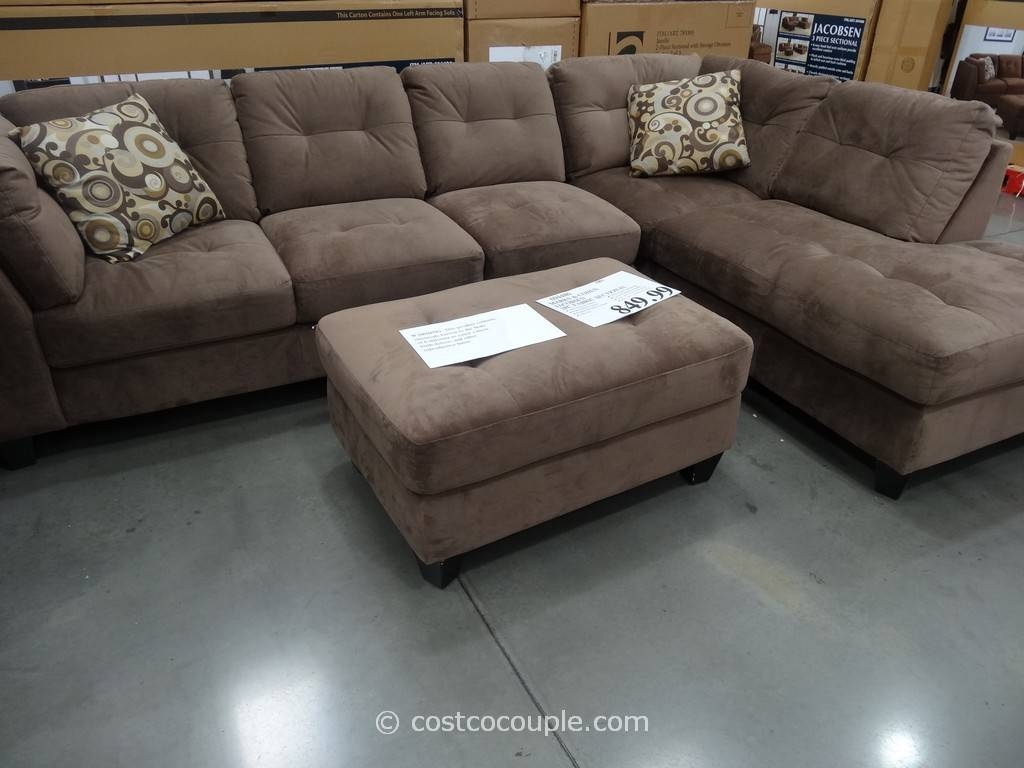 Sectional Sofas At Costco | Centerfieldbar throughout Costco Leather Sectional Sofas (Image 11 of 15)
