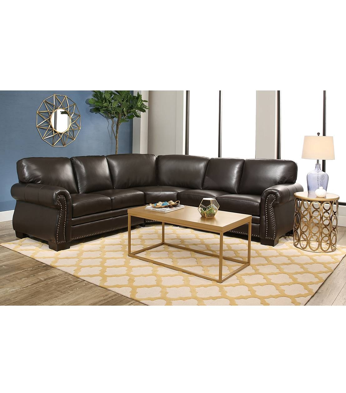 Sectionals within Abbyson Living Sectional Sofas (Image 15 of 15)