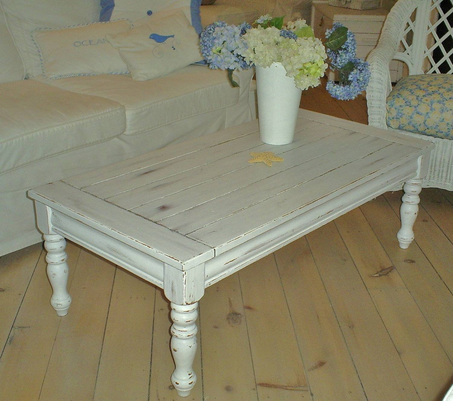 Shabby Chic Coffee Table For The Elegant One Furniture Target within Shabby Chic Sofa Tables (Image 10 of 15)