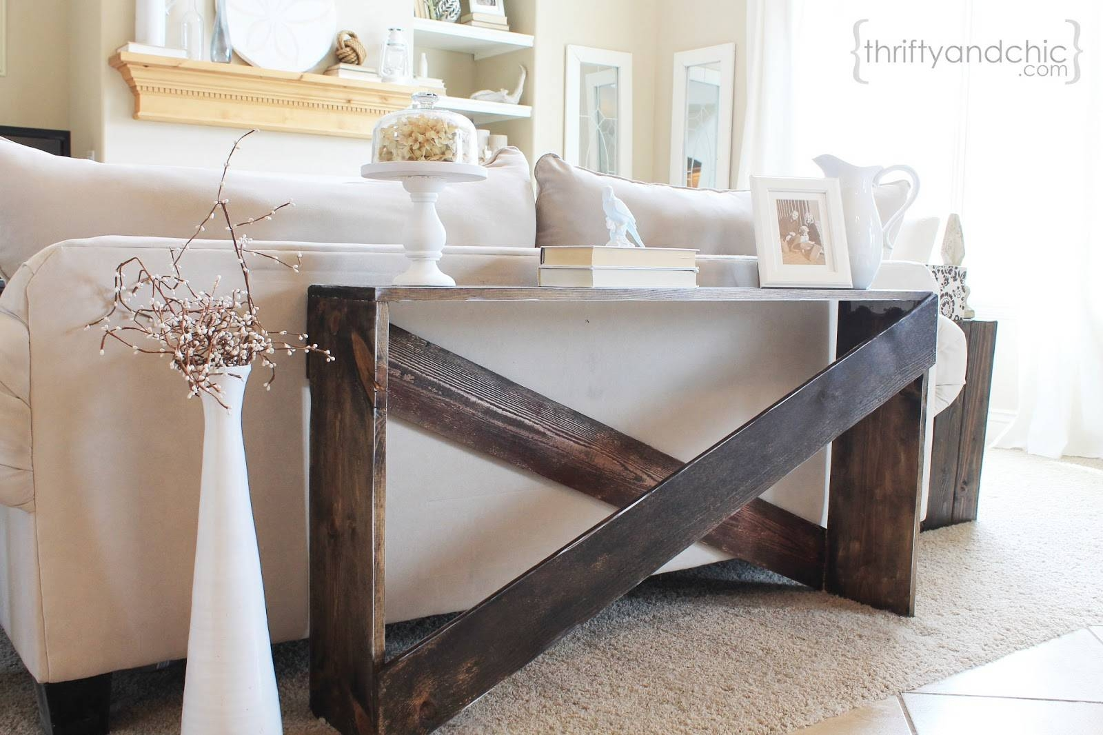 Shabby Chic Sofa Table 62 With Shabby Chic Sofa Table regarding Shabby Chic Sofa Tables (Image 12 of 15)