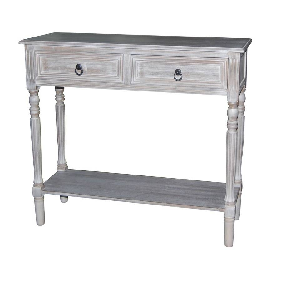 Shop Console Tables At Lowes for Lowes Sofa Tables (Image 5 of 15)