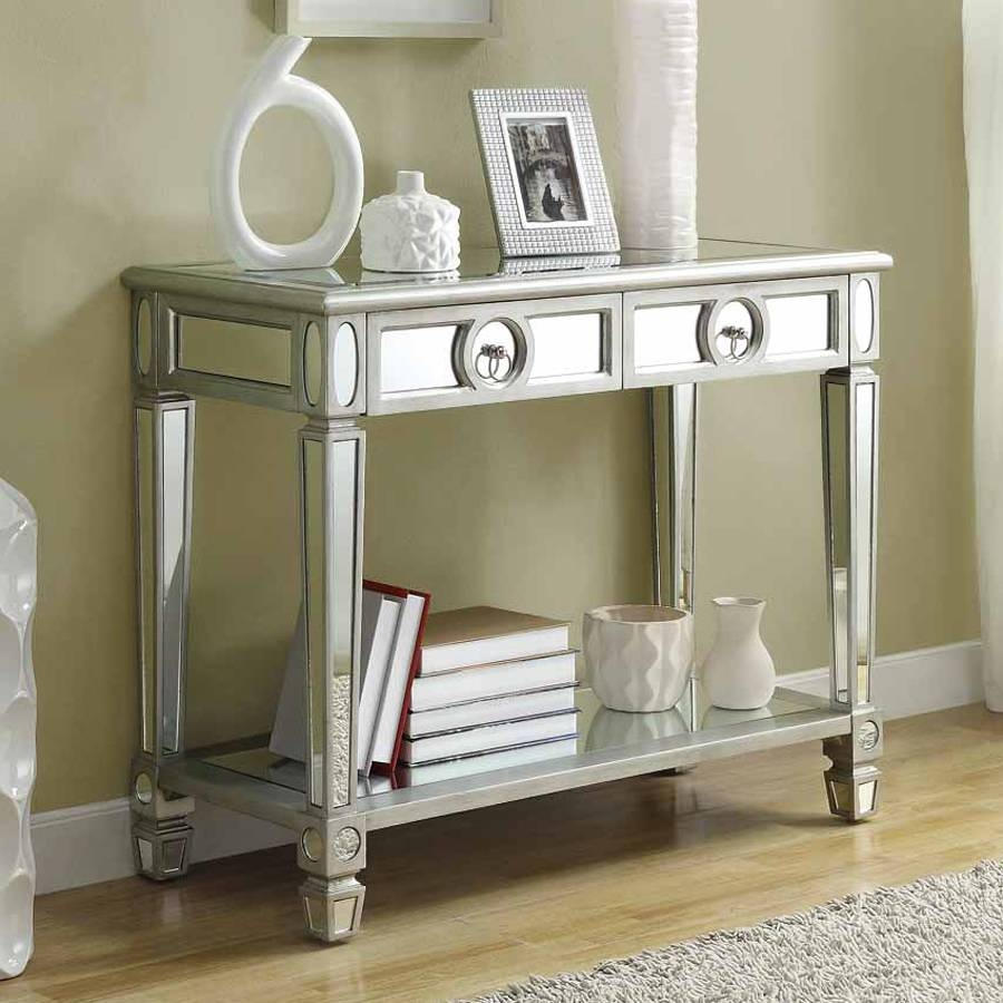 Shop Console Tables At Lowes in Lowes Sofa Tables (Image 6 of 15)