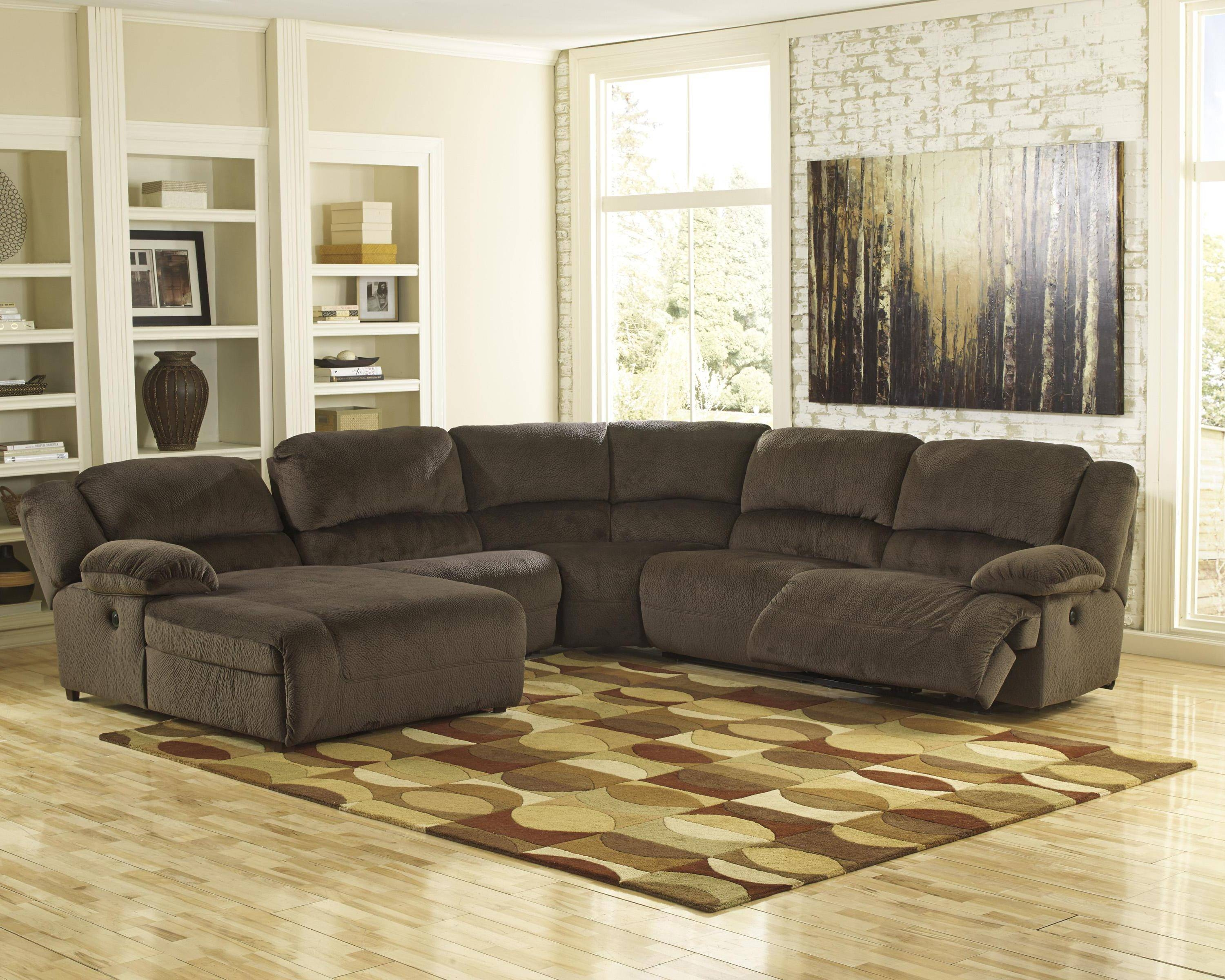 2017 Popular Signature Design Sectional Sofas