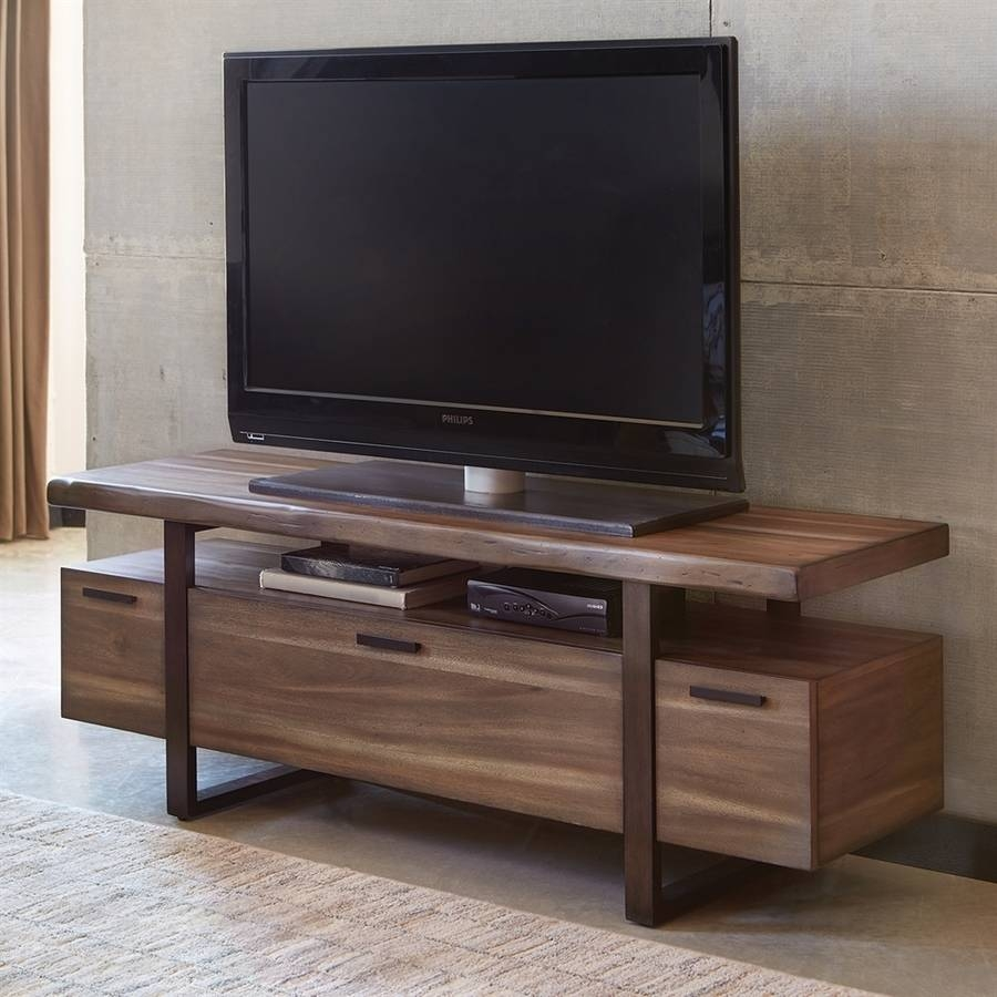 Shop Television Stands At Lowes inside Tv Stands With Rounded Corners (Image 4 of 15)
