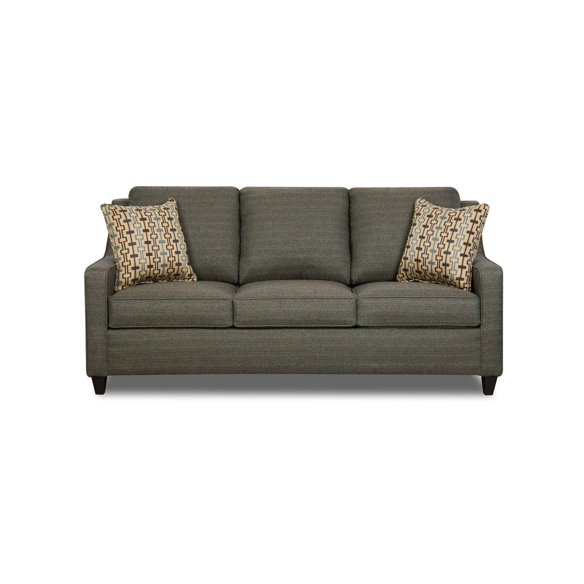 Simmons Beautyrest Sofa Bed Reviews | Centerfieldbar throughout Simmons Sleeper Sofas (Image 9 of 15)