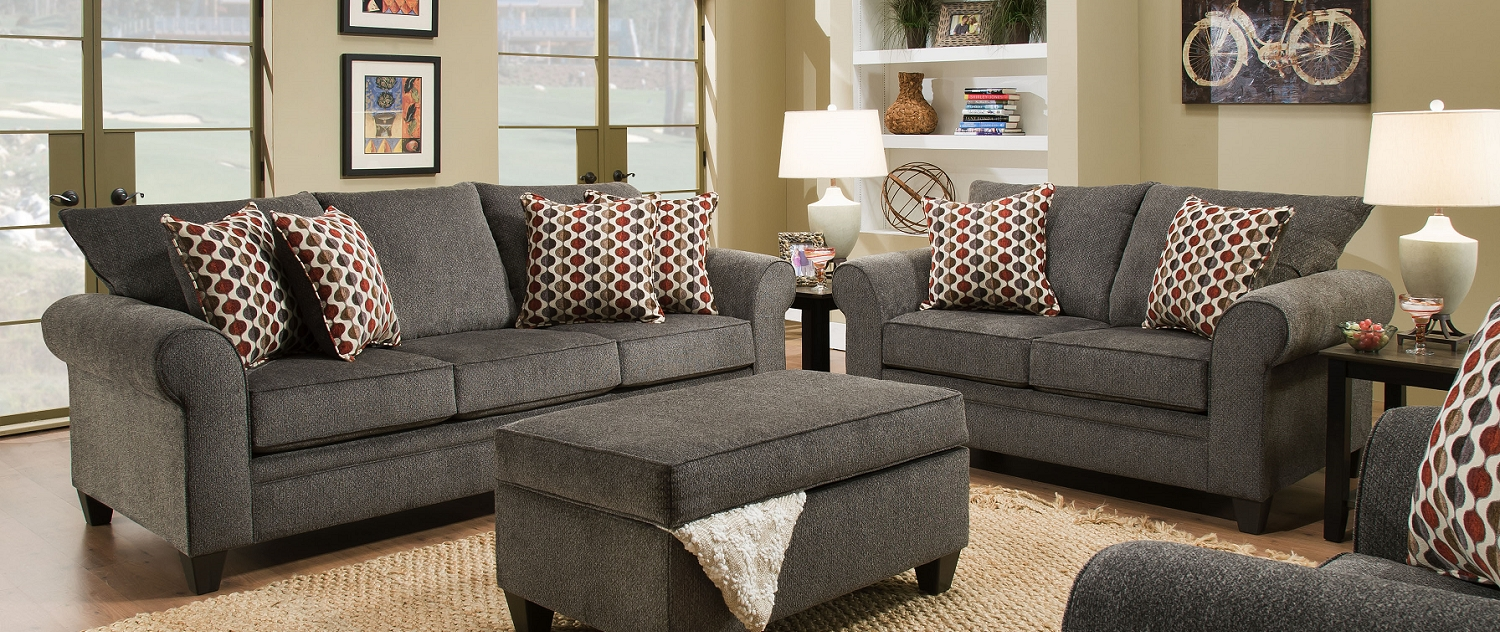 Simmons Furniture Store Near Me | United Furniture Industries for Simmons Sofas (Image 6 of 15)