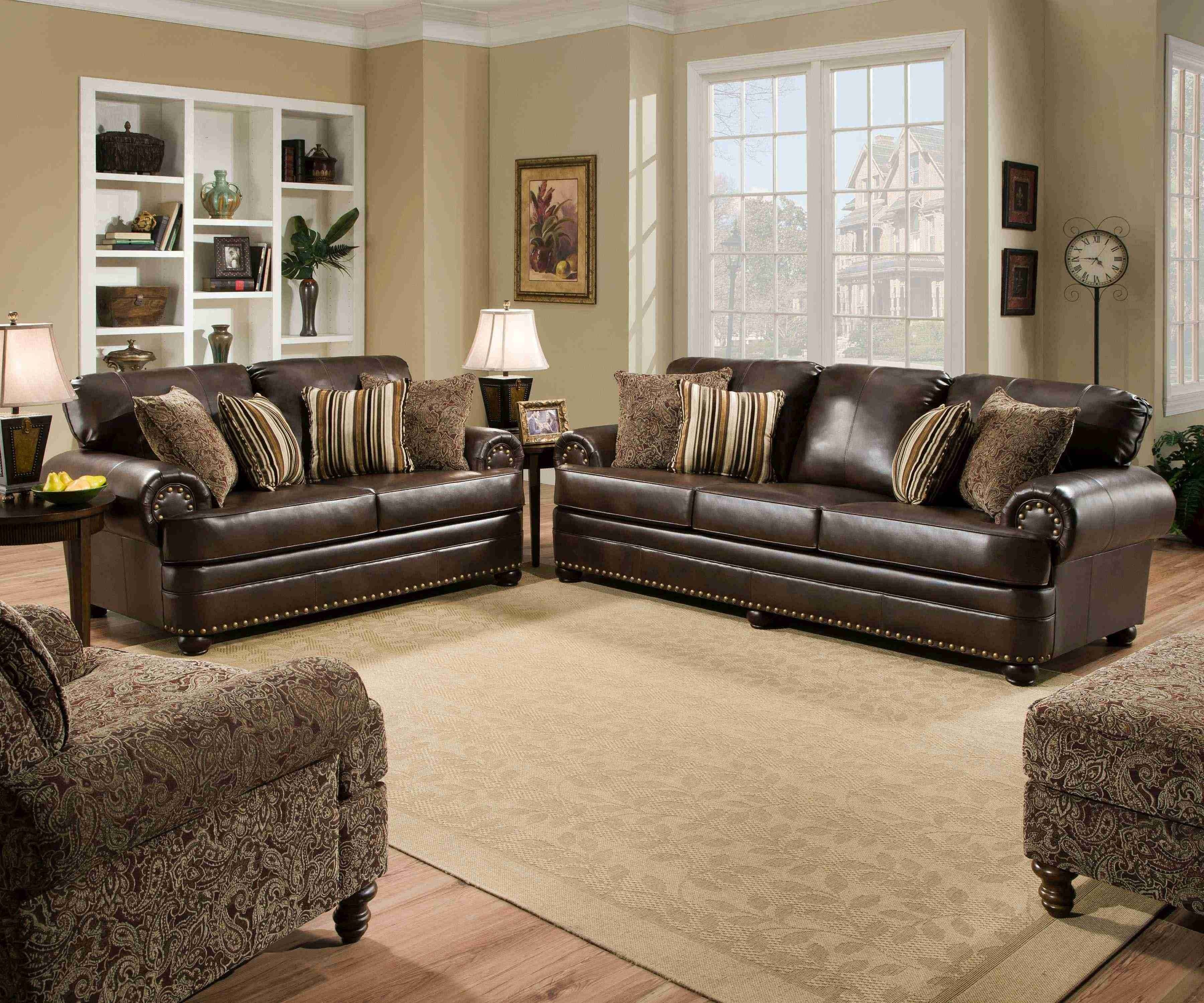 Simmons Leather Sofa And Loveseat - Radiovannes pertaining to Simmons Leather Sofas (Image 7 of 15)