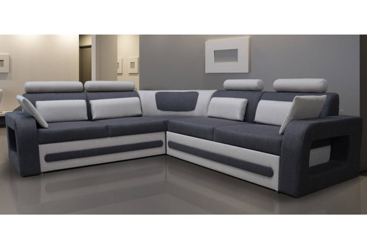 Sit And Sleep Comfortable On Elegant Corner Sofa Beds – Designinyou for Corner Sofa Beds (Image 14 of 15)