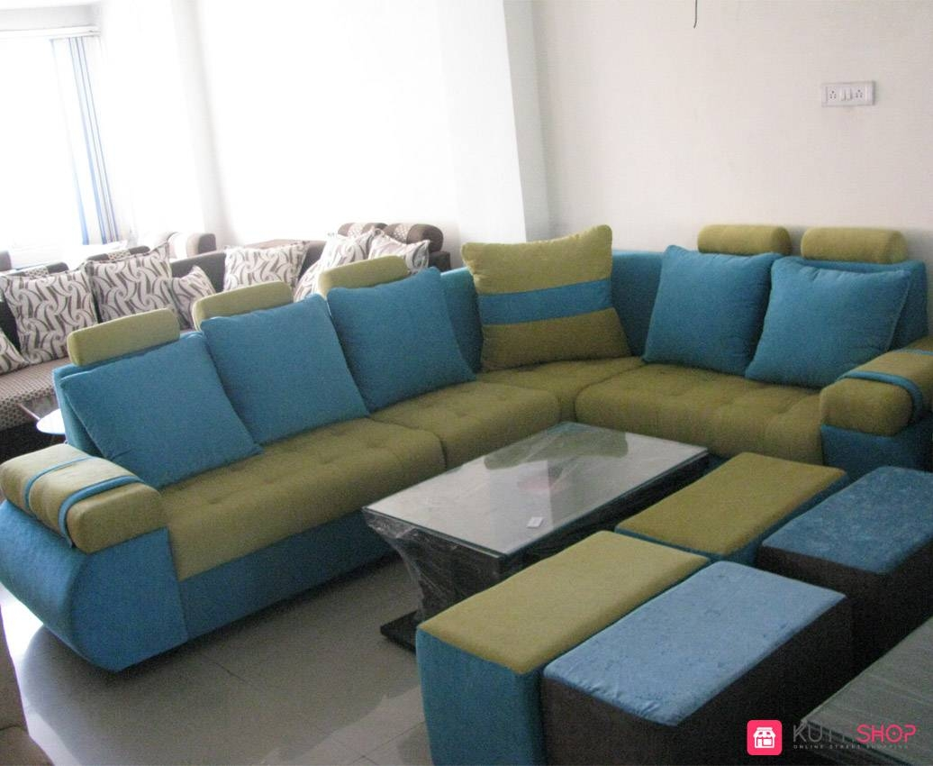 Sky Blue Sofa 22 With Sky Blue Sofa | Jinanhongyu with regard to Sky Blue Sofas (Image 12 of 15)