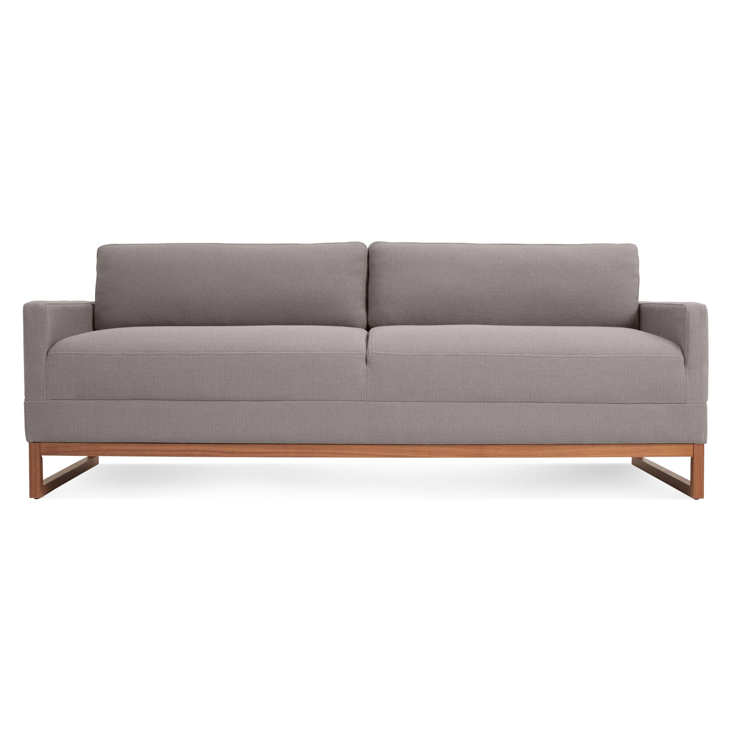 Sleeper Sofa - Diplomat Convertible Sofa | Blu Dot pertaining to Queen Convertible Sofas (Image 12 of 15)
