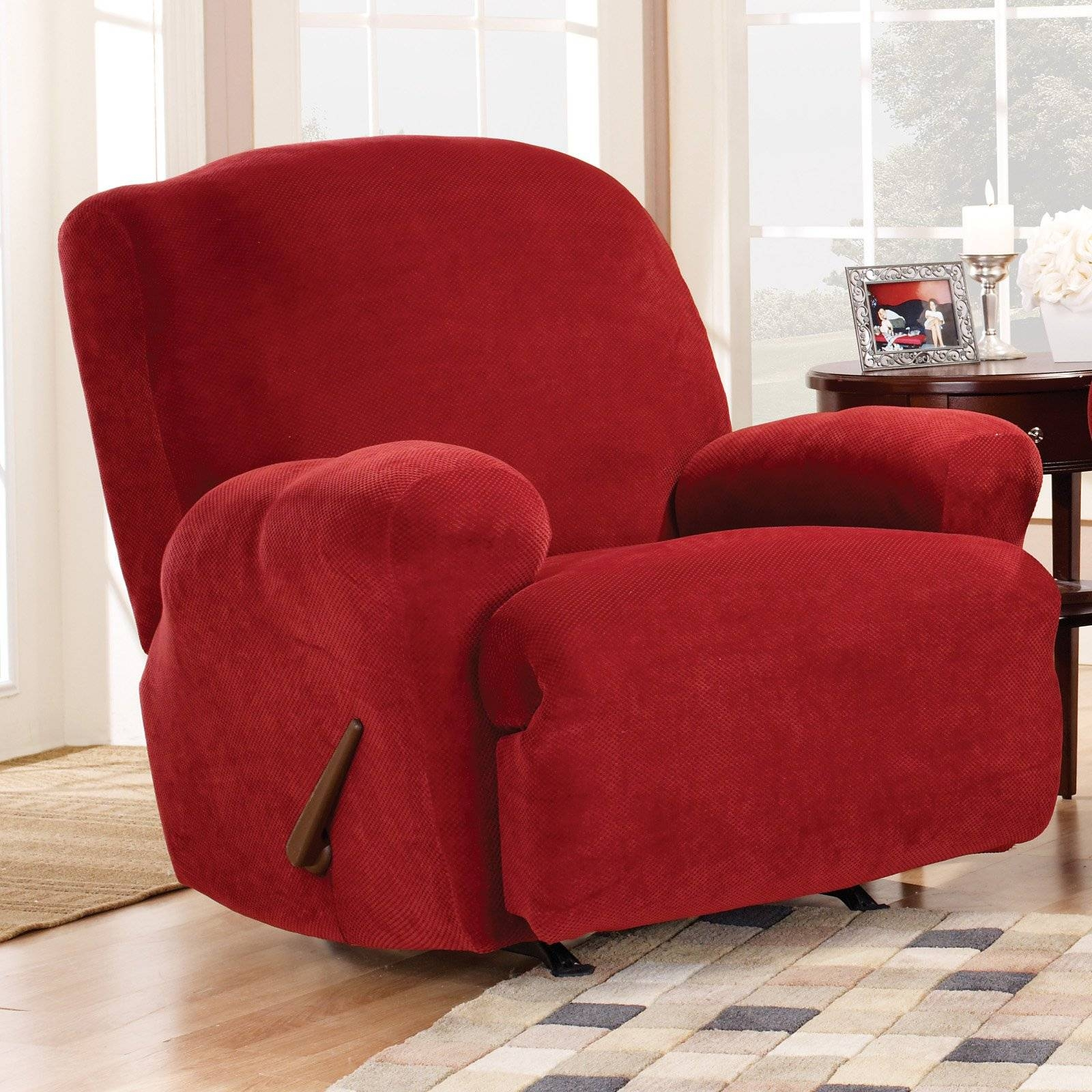 Slipcovers For Reclining Sofas And Loveseats | Centerfieldbar within Slipcover for Recliner Sofas (Image 9 of 15)