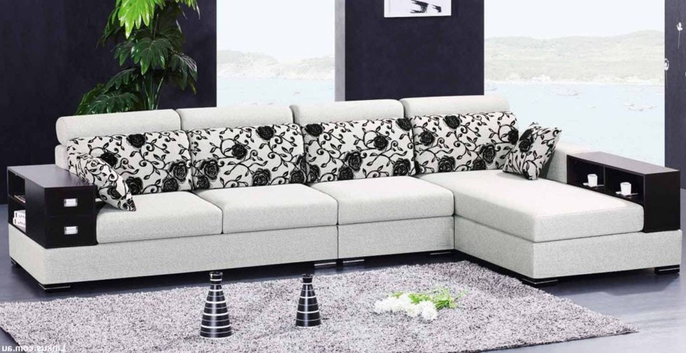 Slipcovers With Cushion Covers For Loveseats 2 Cushions Fitted inside Piedmont Sofas (Image 9 of 15)