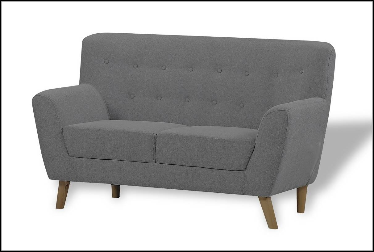 Small 2 Seater Sofa Grey - Sofa : Home Furniture Ideas #ek0Qrkampb inside Small Grey Sofas (Image 9 of 15)