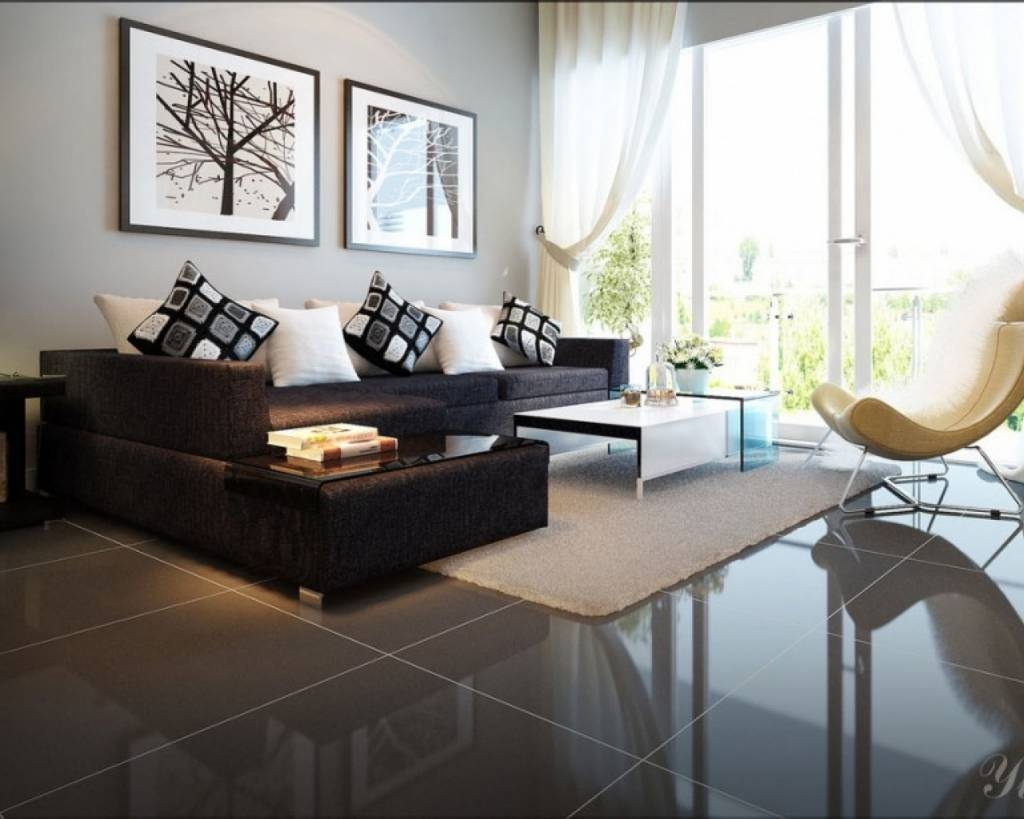 Small Living Room Ideas With Black Sofas Best Living Room 2017 In in Black Sofas for Living Room (Image 14 of 15)