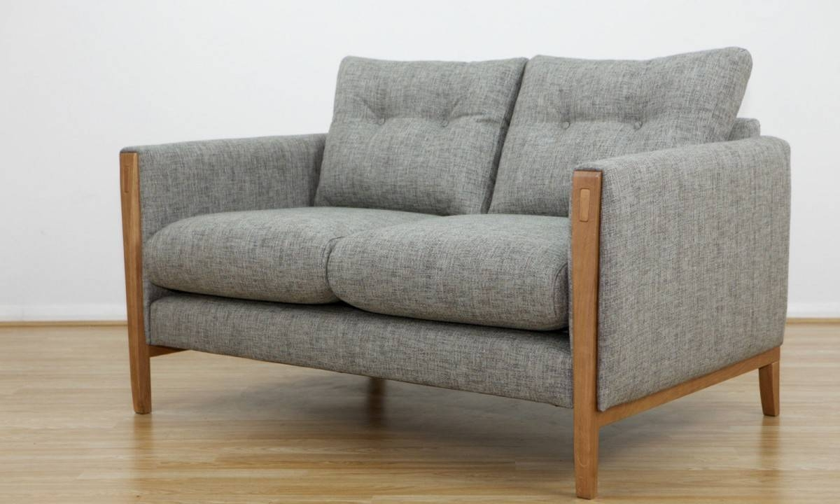 Featured Photo of Small Grey Sofas