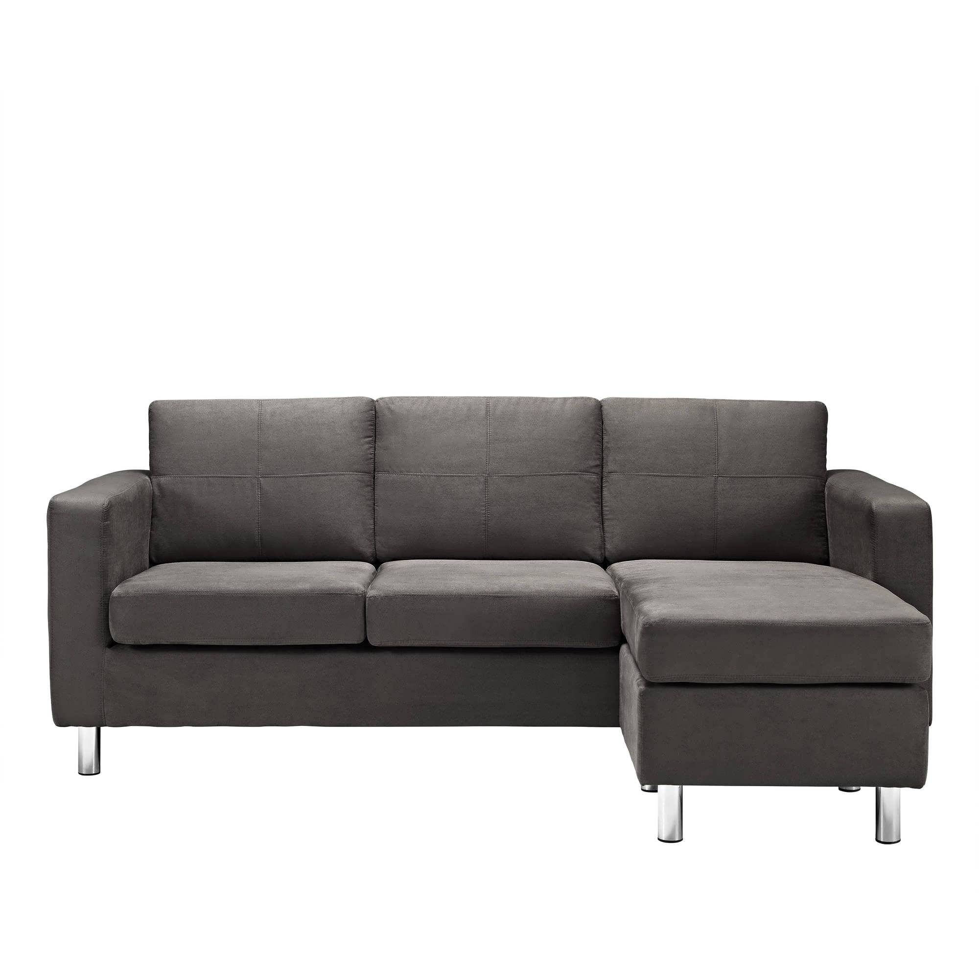 Sofa : Apartment Sectional Reclining Sectional Sofas For Small within Modern Small Sectional Sofas (Image 13 of 15)