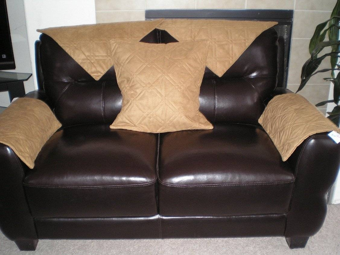 Sofa Armrest Covers for Armchair Armrest Covers (Image 14 of 15)
