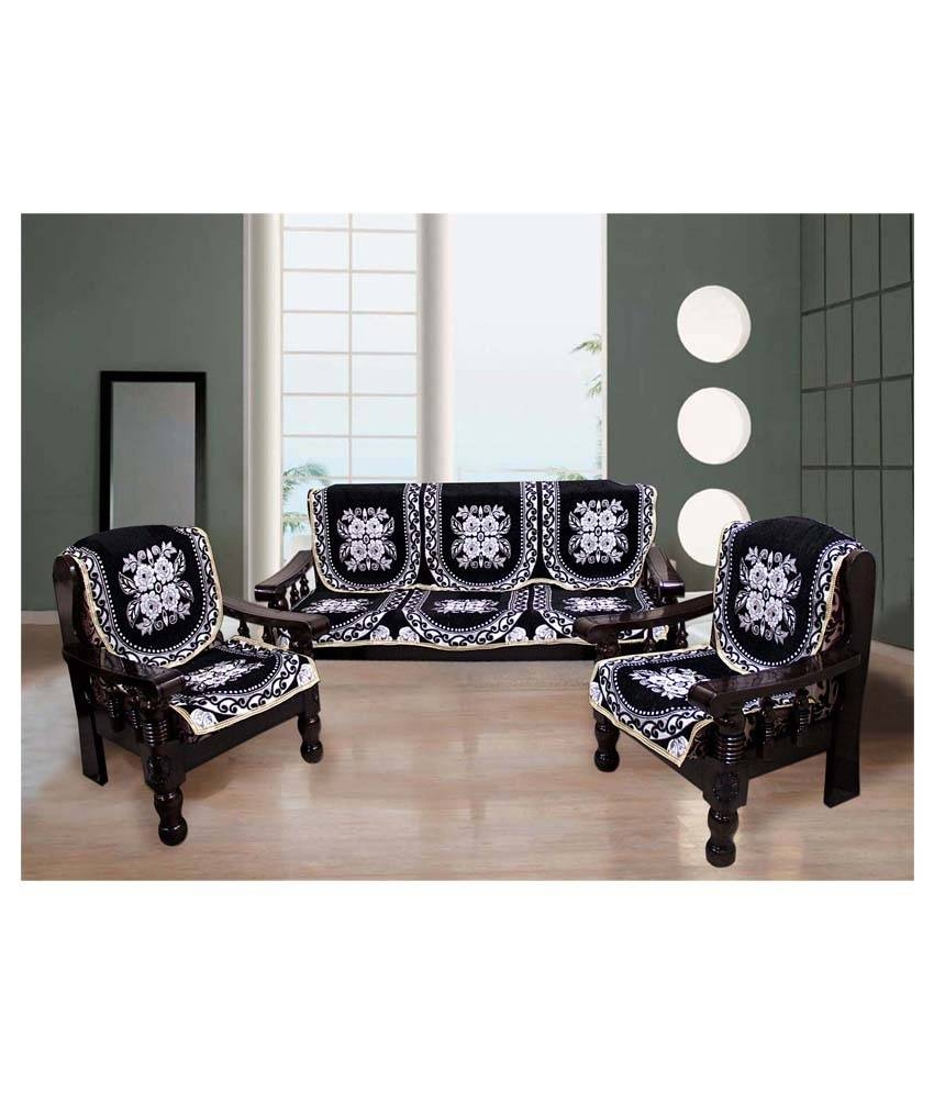 Sofa. Black Sofa Covers - Rueckspiegel for Black Sofa Slipcovers (Image 12 of 15)