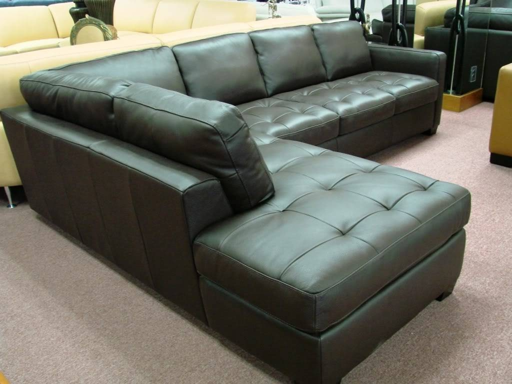 Sofa & Couch: Wayfair Sectionals   Sectional Couches For Sale pertaining to Green Leather Sectional Sofas (Image 11 of 15)