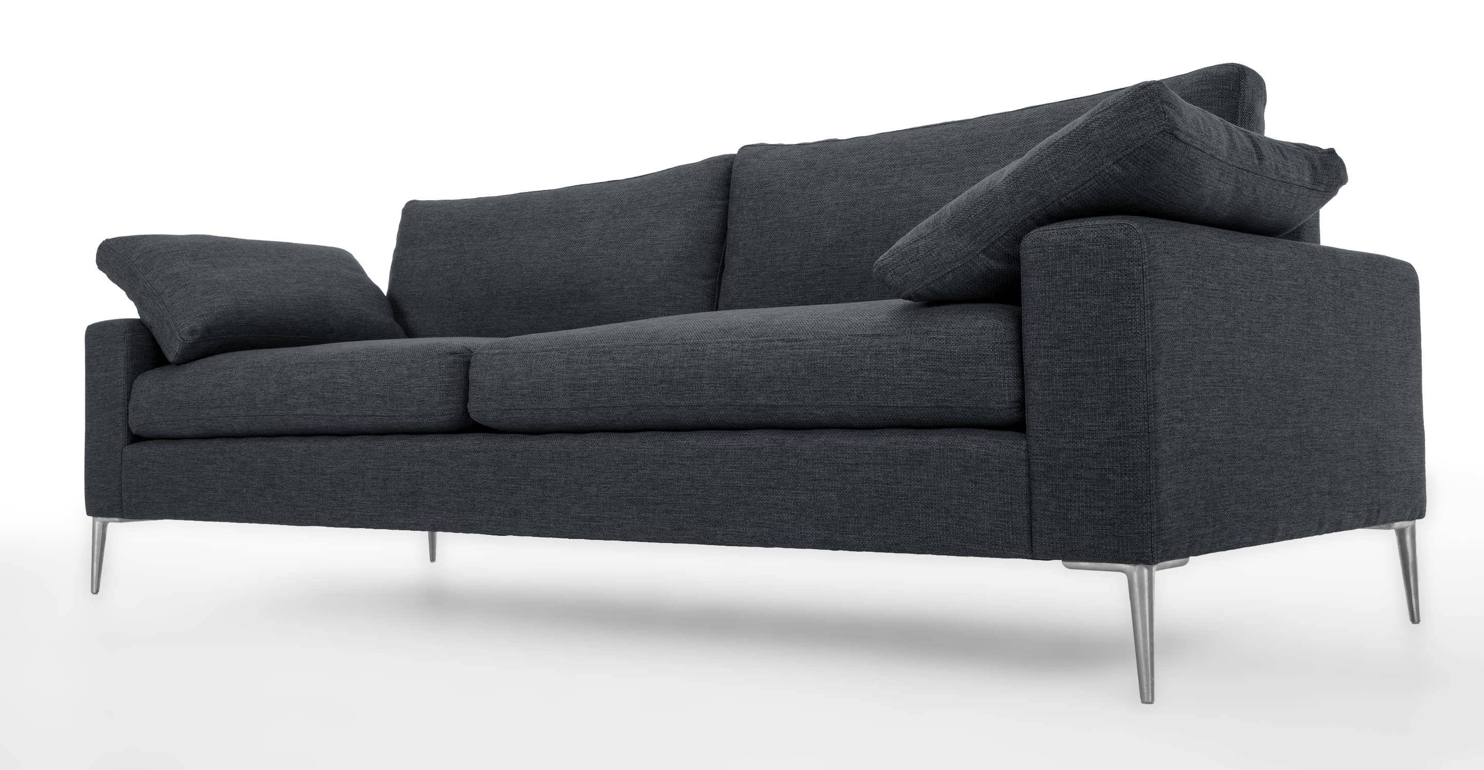 Sofa : Flexsteel Sofa Leather Reclining Sofa Ikea Sofa Bed regarding Microsuede Sofa Beds (Image 9 of 15)